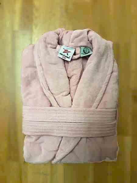 bathrobe