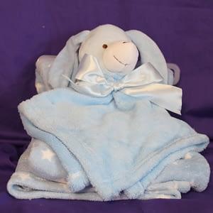 personalised teddy gift