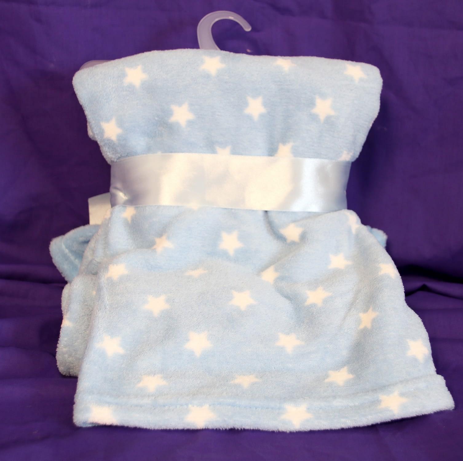 personalised gift blanket